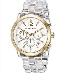 Authentic New in box Michaels Kors Audrina watch